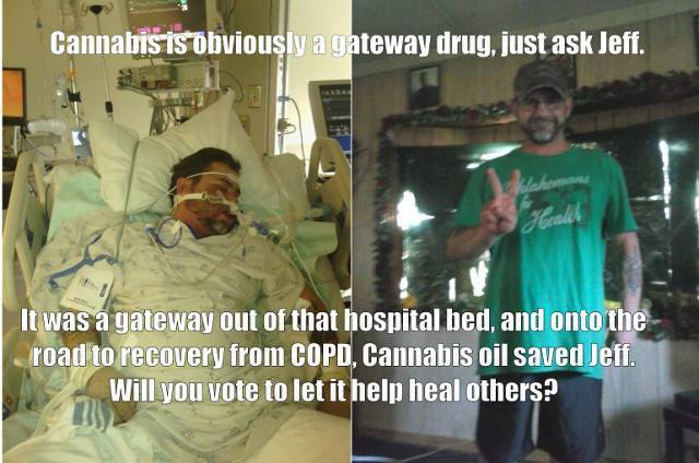 Can Cannabis Oil Reverse COPD? One Man's Incredible Journey