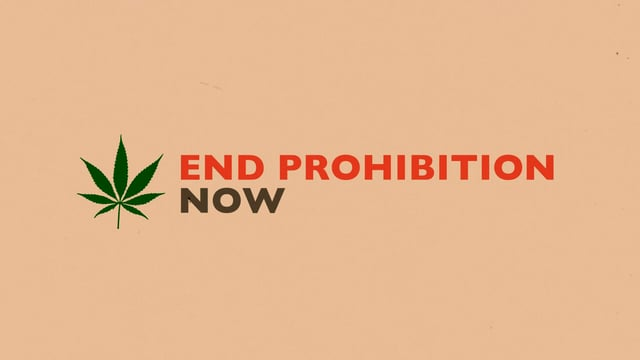 End Prohibition Now