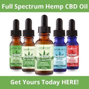 Get your full spectrum CBD oil here!
